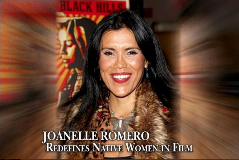 Joanelle Romero Redefines Native Women in Film