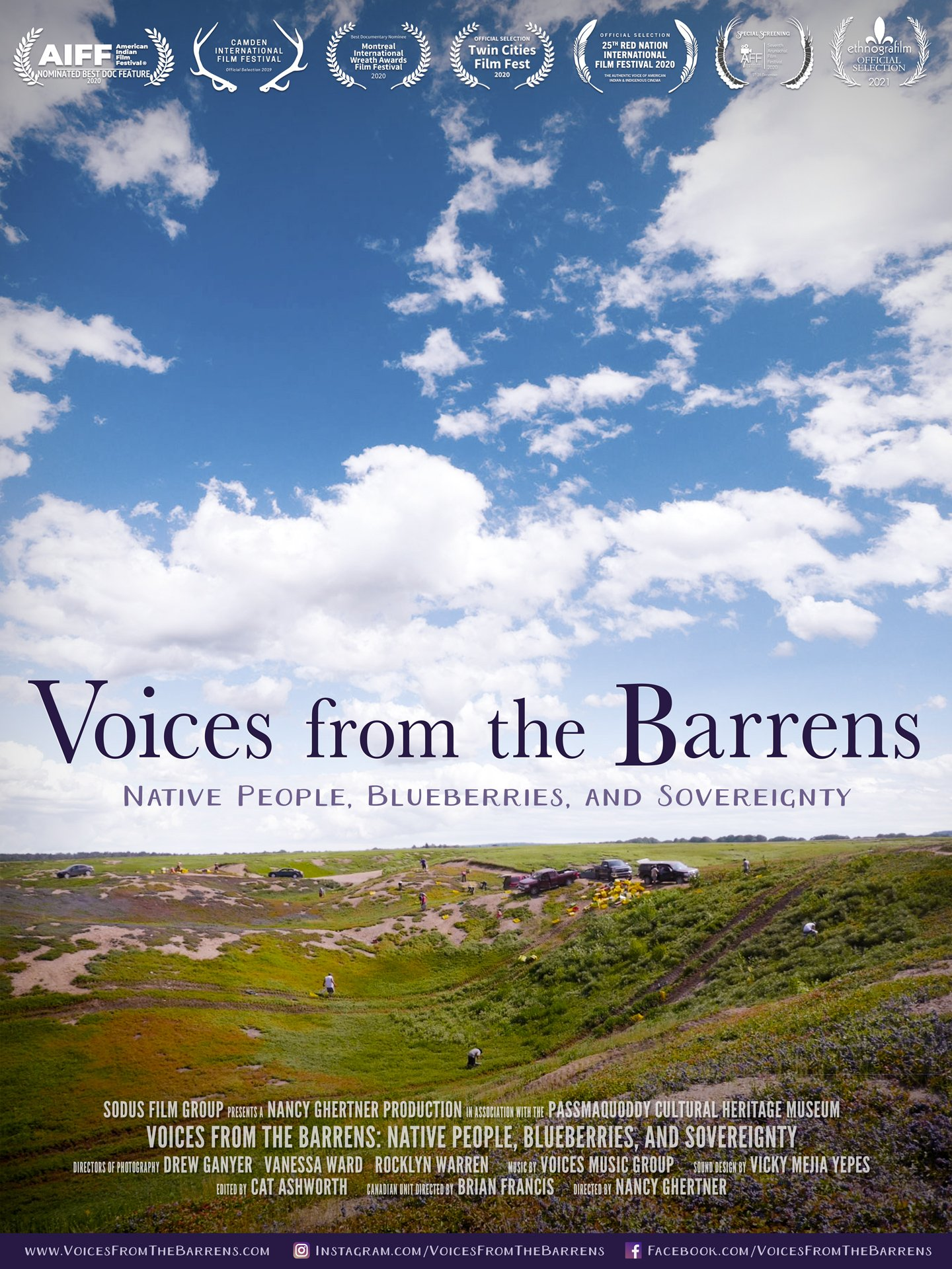 Voices from the Barrens